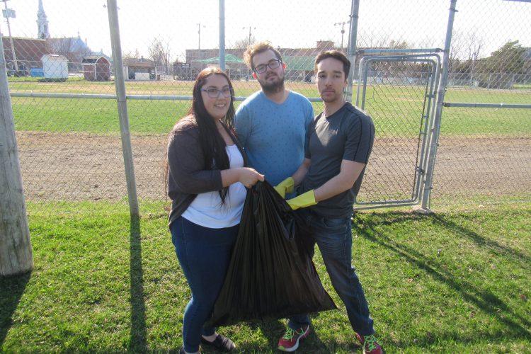 Journée nettoyage parc Ernest ouellet 3